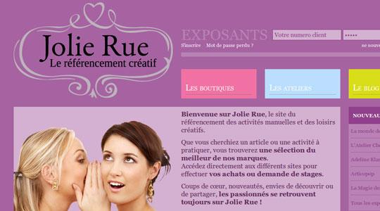 Jolie Rue
