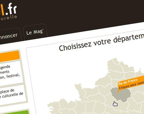 carte portail national