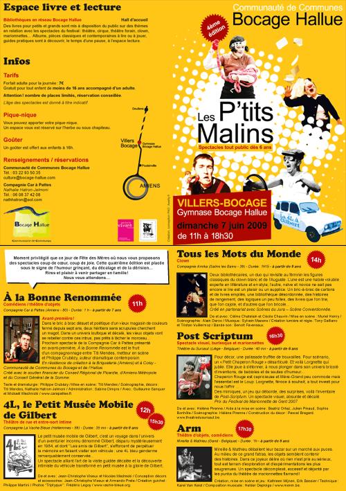 plaquettePtitsMalins2009