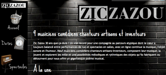 La Compagnie Zic Zazou